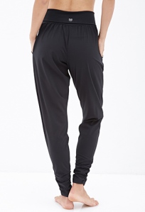 Forever 21 Foldover Woven Trackpants £13.5