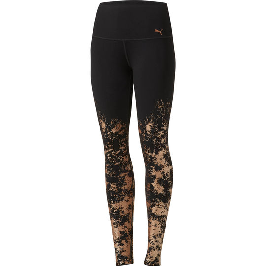 puma velvet rope premium tights
